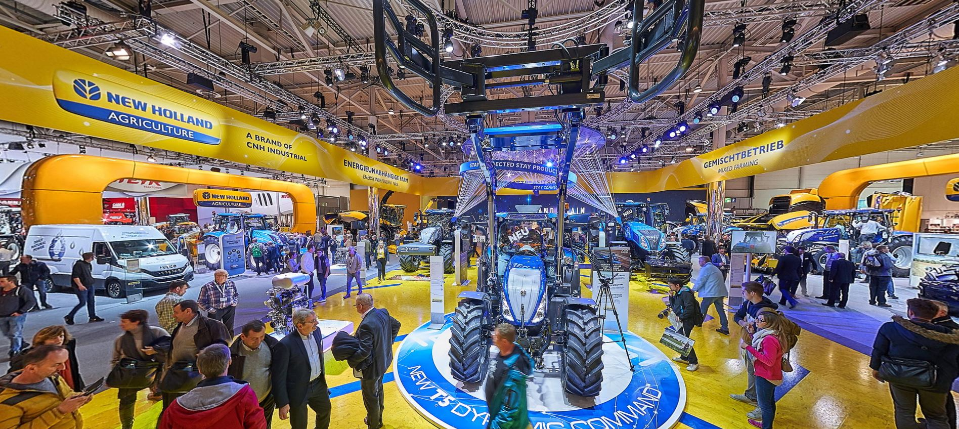 Facts Figures Agritechnica