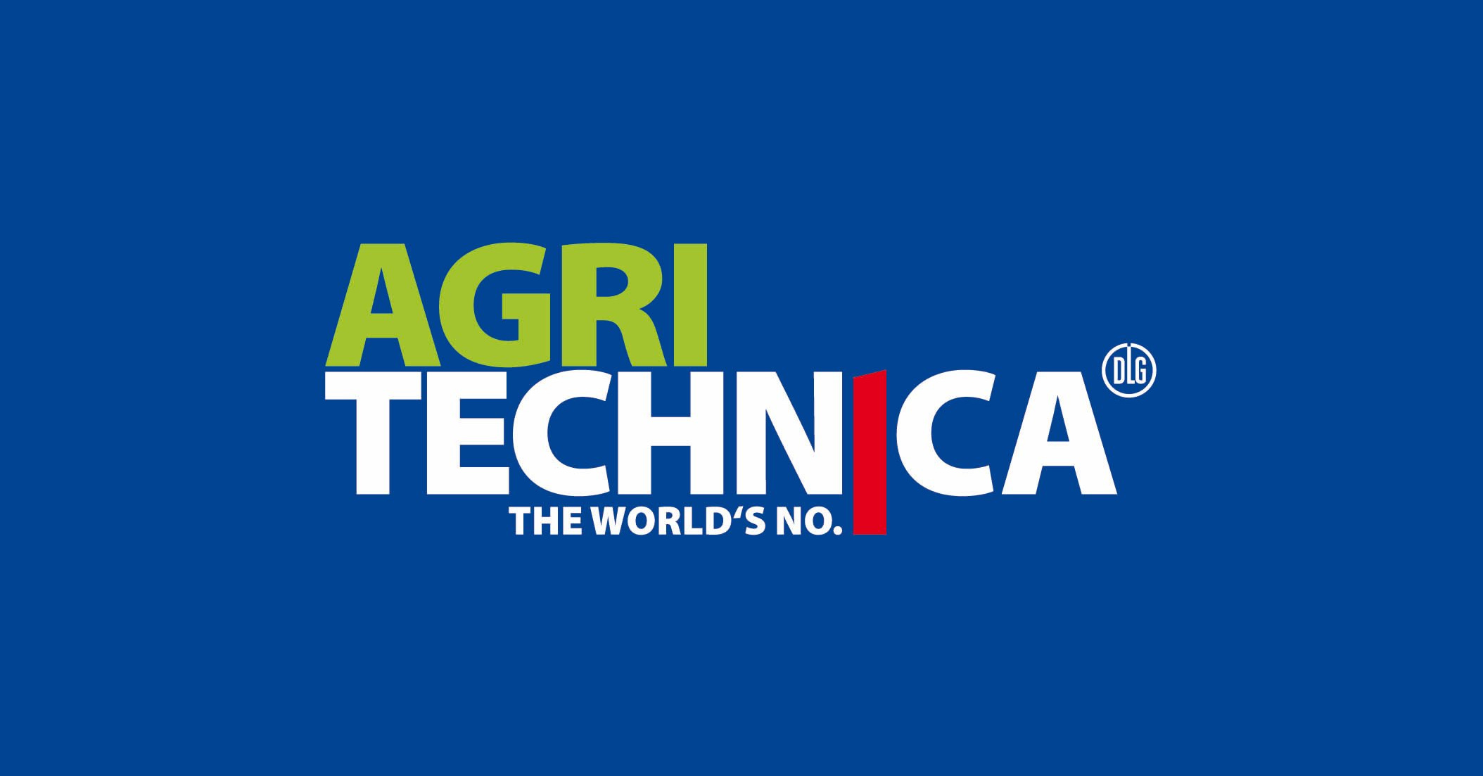 Agritechnica World S Leading Trade Fair For Agricultural Machinery Made By Dlg 27 Feb 5 Mar 2022 In Hanover Germany Agritechnica