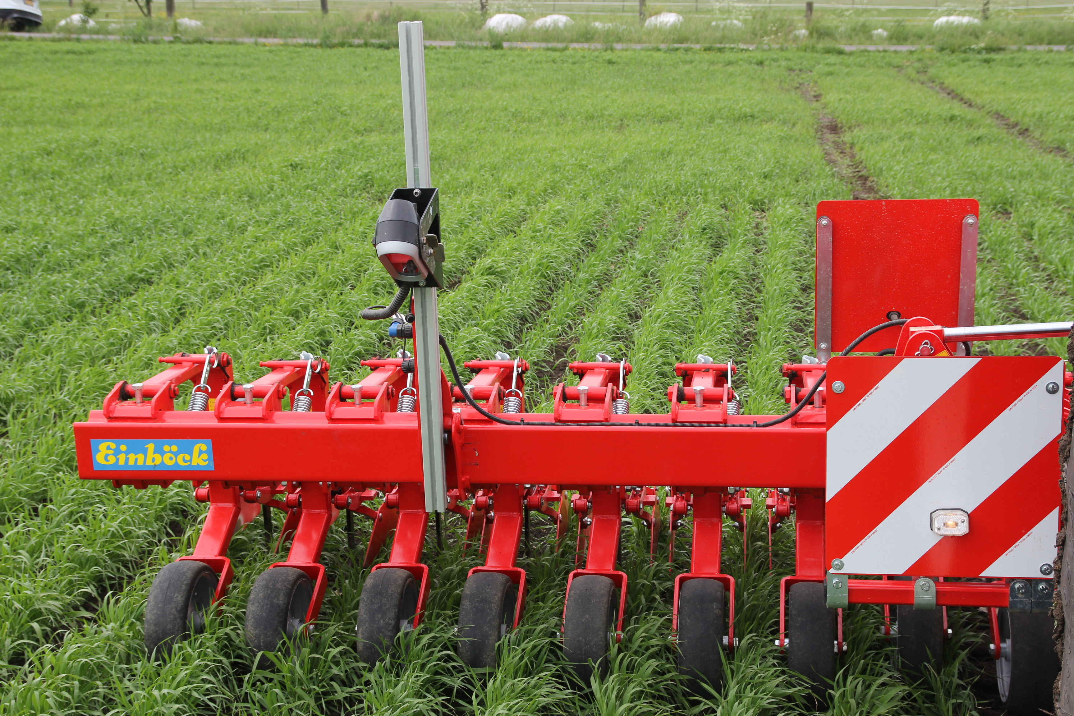 Agritechnica 2019 Innovation Award 2017 Rotative Speed Regulator Borer Driller Controller Chemical Spraying Is Increasingly Viewed Very Critically By The General Public Consumers And Policy Makers In This Context Mechanical Weed Control Row