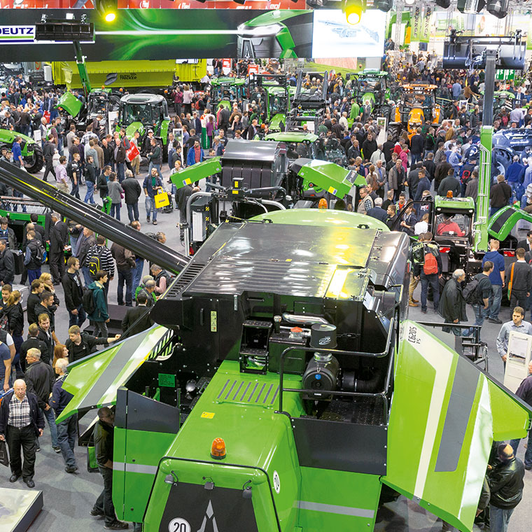 Agritechnica 2019 - For Exhibitors