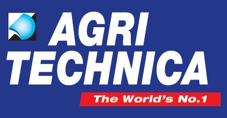 Agritechnica 2013 - Startseite